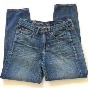 MADEWELL BoyJean Distressed Denim